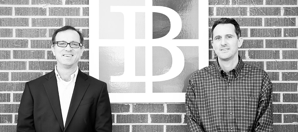 Brian and David Bevon